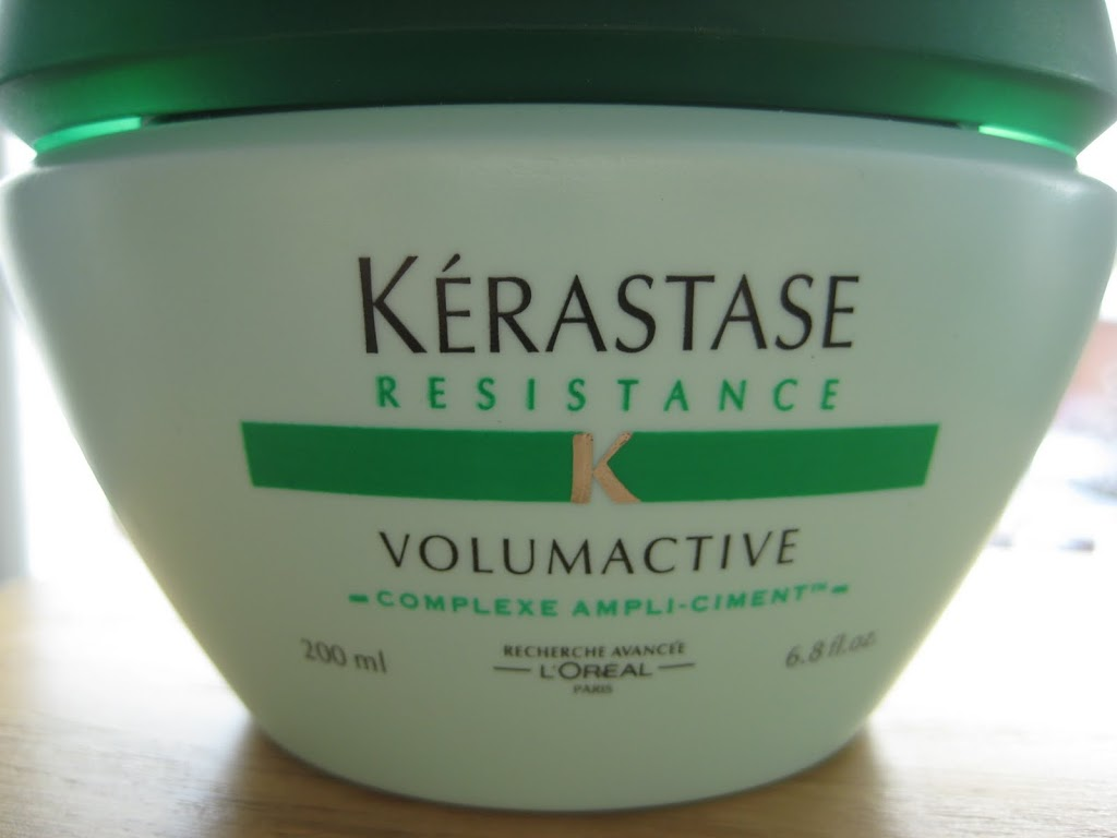 how to use kerastase resistance masque