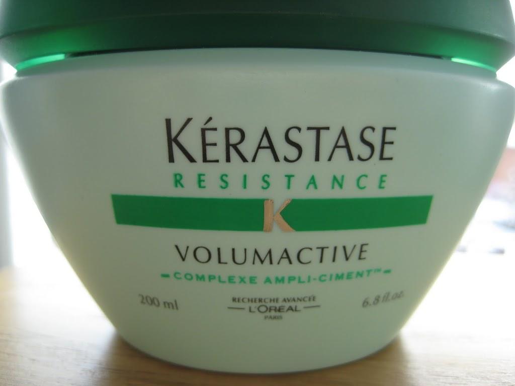 how to use kerastase resistance masque