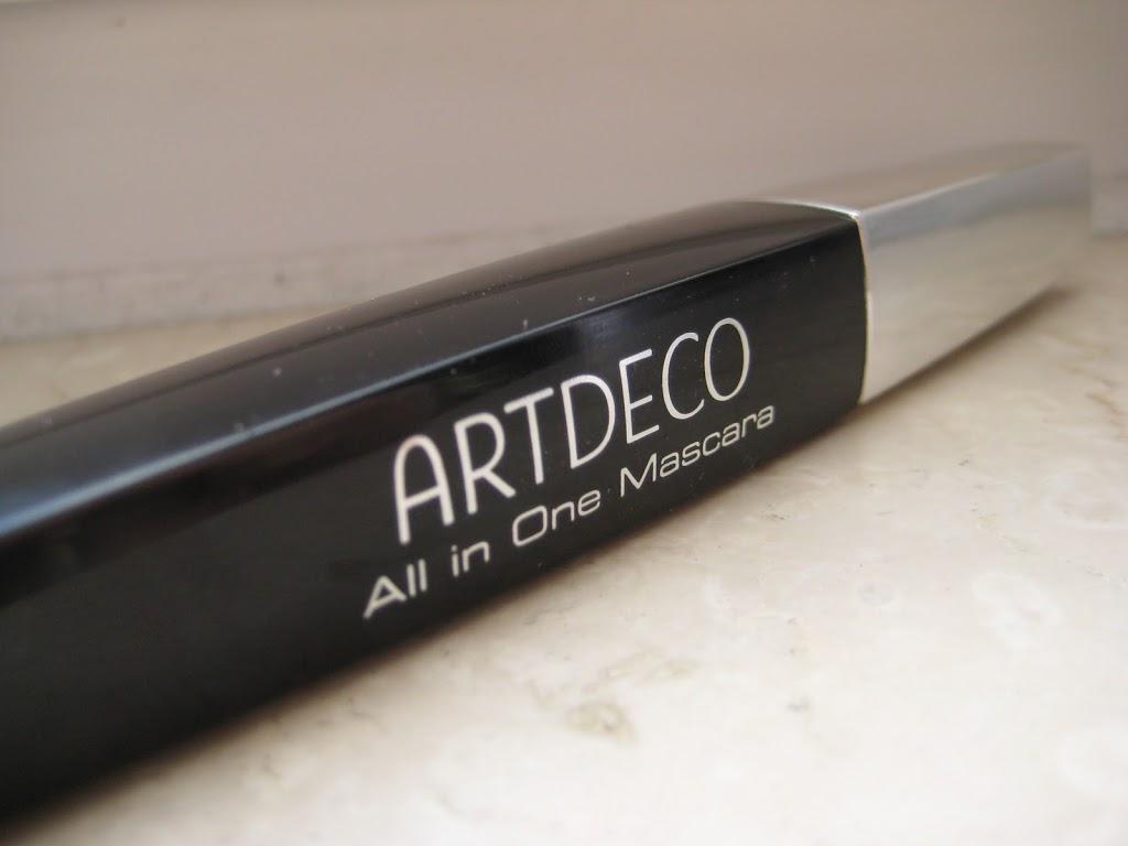 artdeco all in one mascara cream 39 s beauty blog. Black Bedroom Furniture Sets. Home Design Ideas