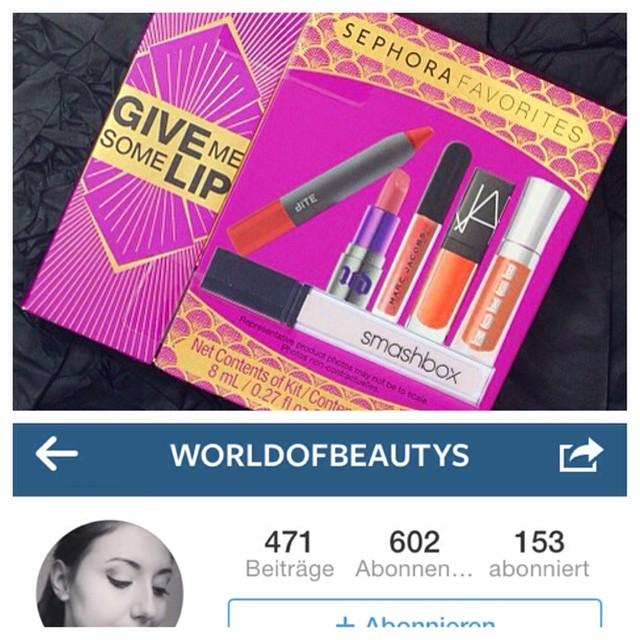 Das Sephora hat gewonnen.... @worldofbeautys !! Herzlichen Glückwunsch, bitte schreib mir eine Mail an creamsbeautyblog AT gmx. de, dann besprechen wir alles Weitere.  An alle anderen: Danke für's Mitmachen und nicht traurig sein. Auf meinem Youtube Kanal Cream's Beauty Channel (Link in der Instagram Bio) könnt ihr ein tolles Caudalie Set gewinnen! #Gewinnspiel #Adventskalender