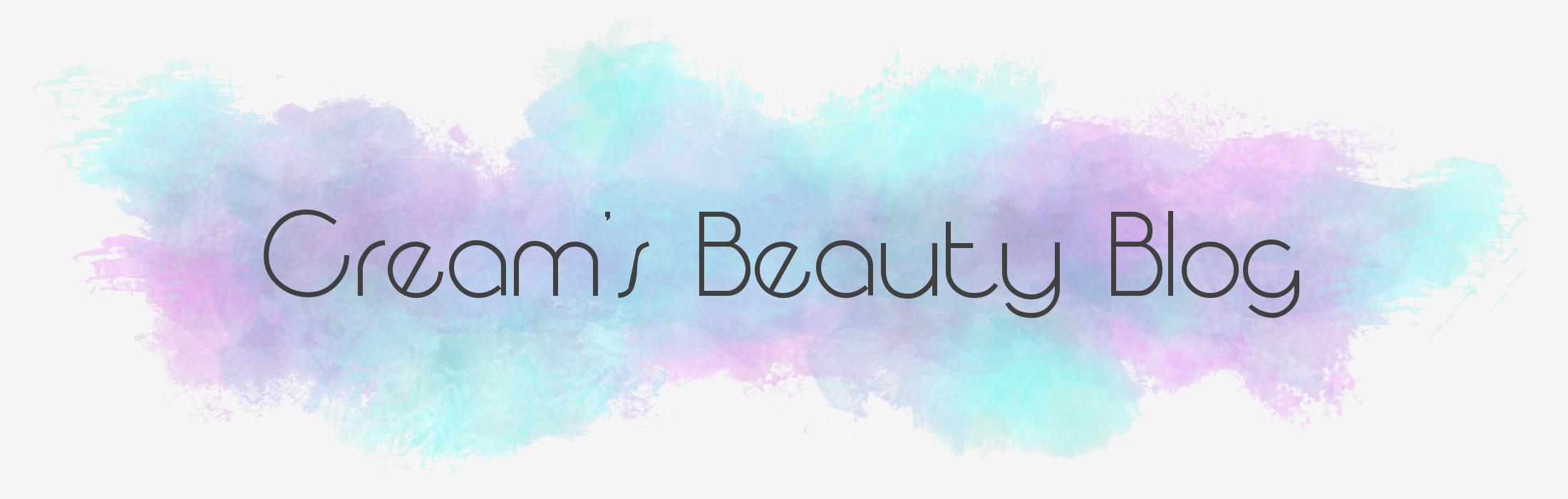 Cream's Beauty Blog
