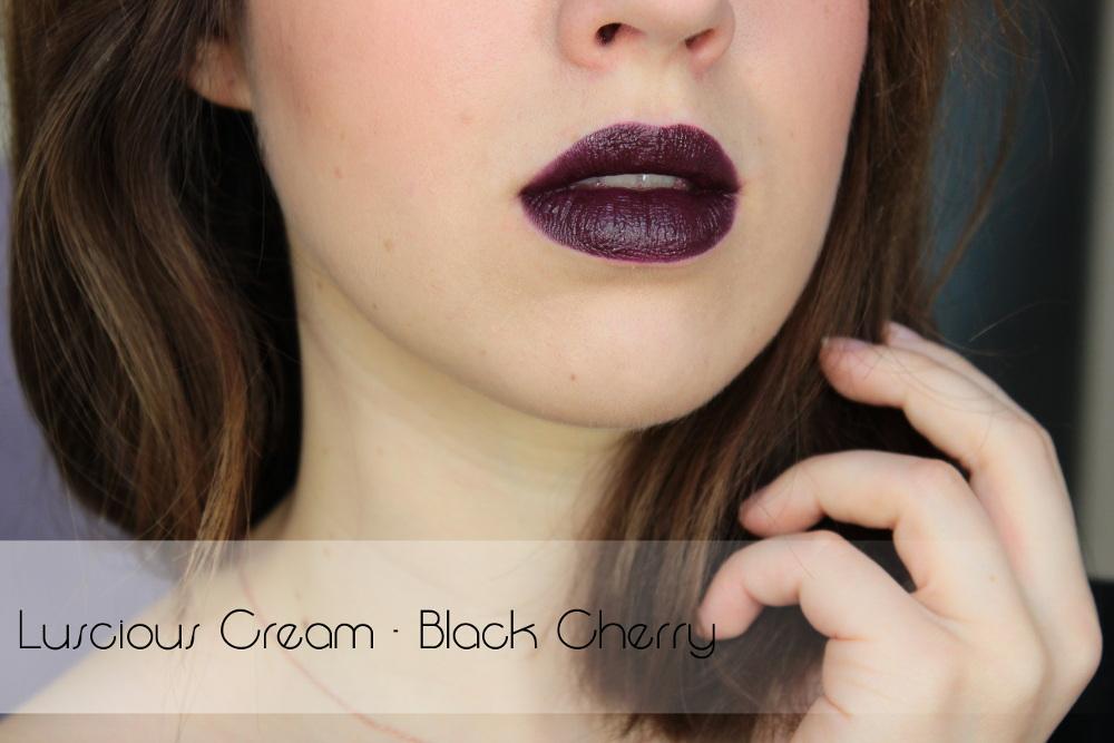 Dunkle Lippen Voll Im Trend Kiko Haul Cream S Beauty Blog