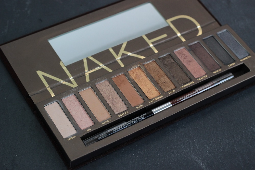 urban decay naked palette look romantisch