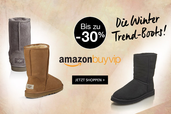 Shoppingtipp: UGG bei Amazon Buy VIP