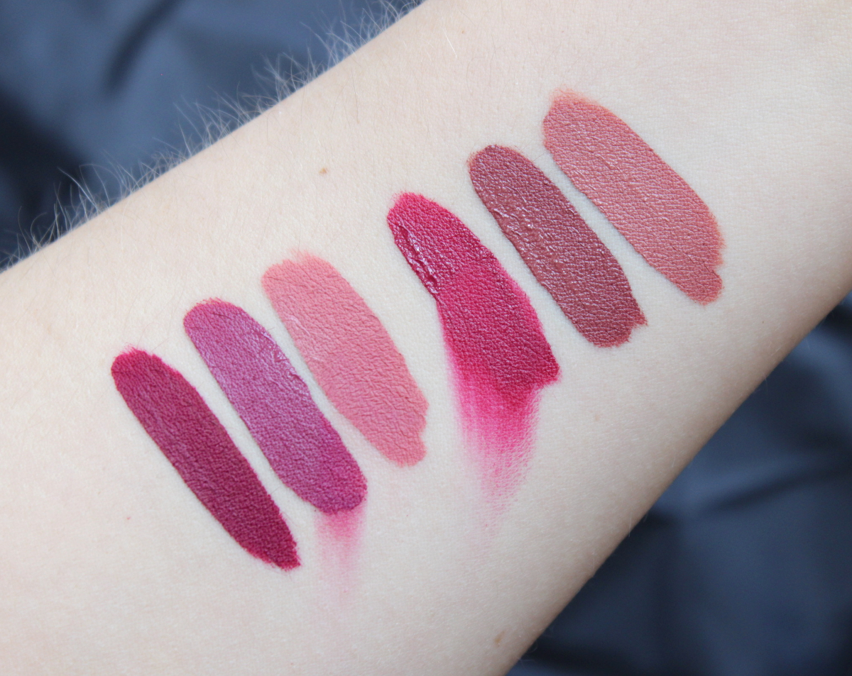 Colourpop Liquid Lips Vergleich