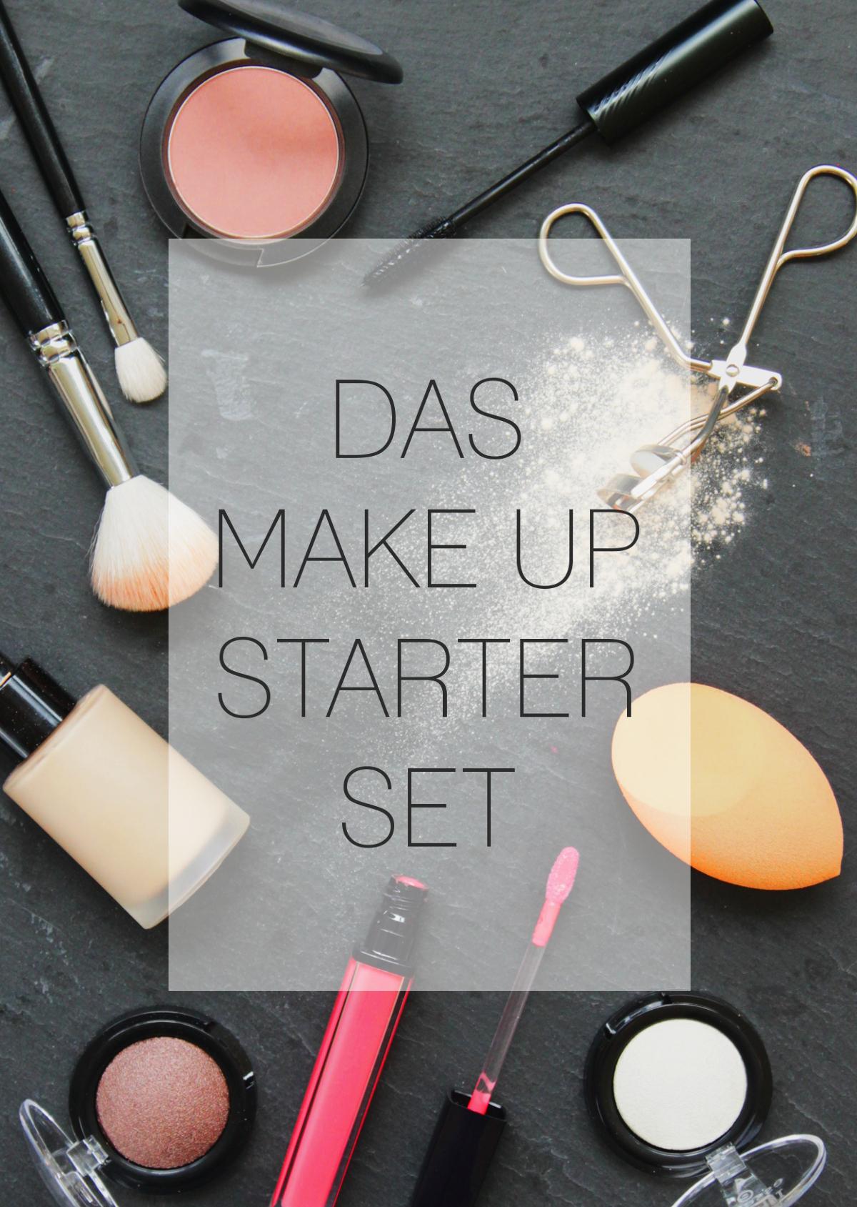 Make Up Grundausstattung