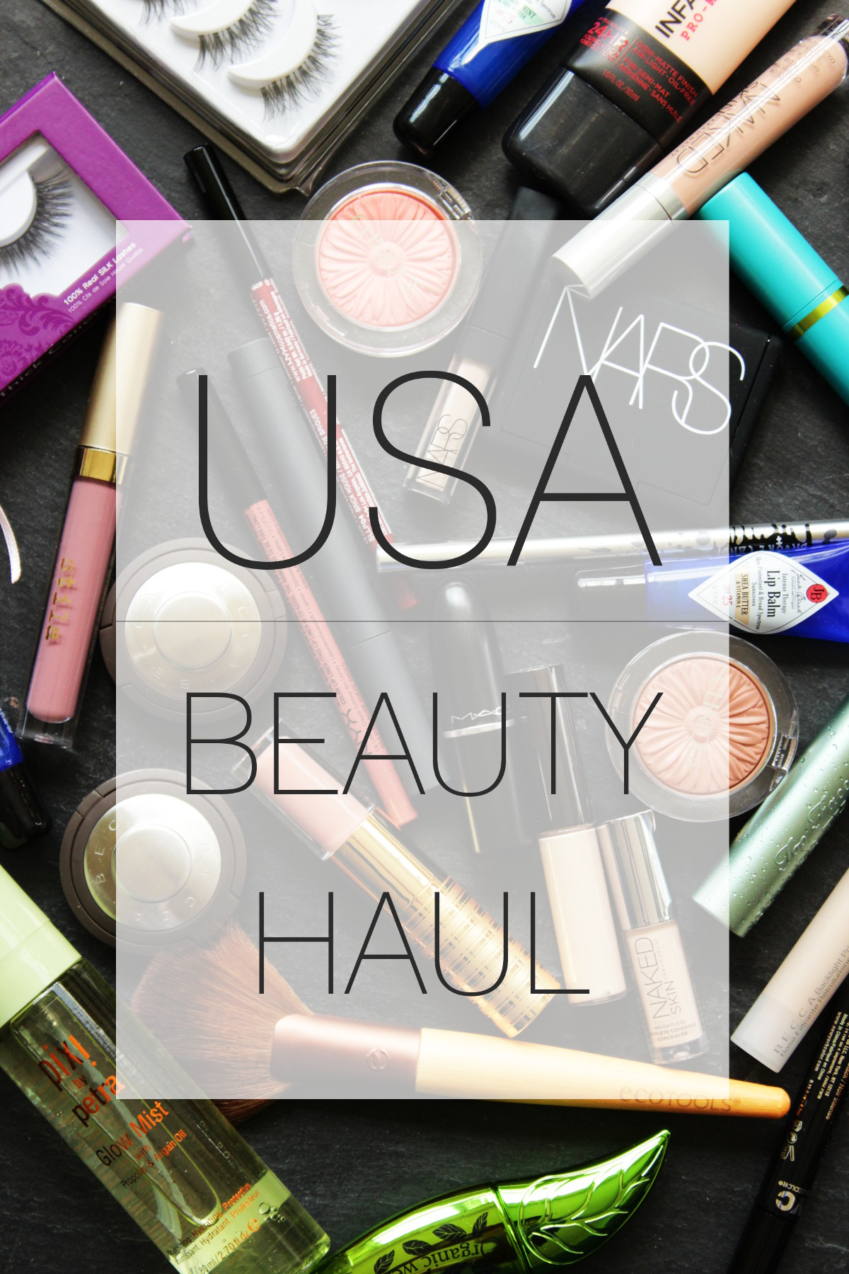 USA Beauty Haul