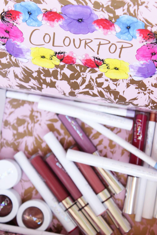 ColourPop Bestellung