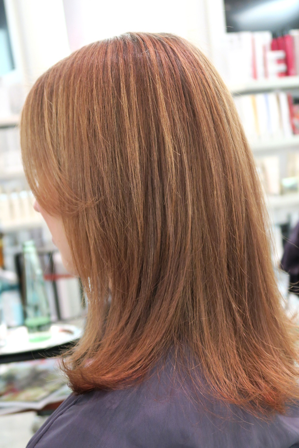 Haar Trend Balayage Vorher Nachher Fotos Creams Beauty Blog