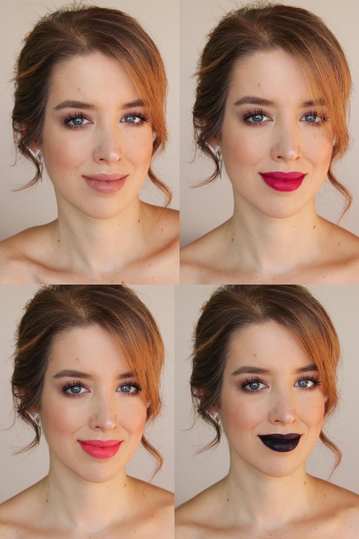 Make Up für jeden Lippenstift