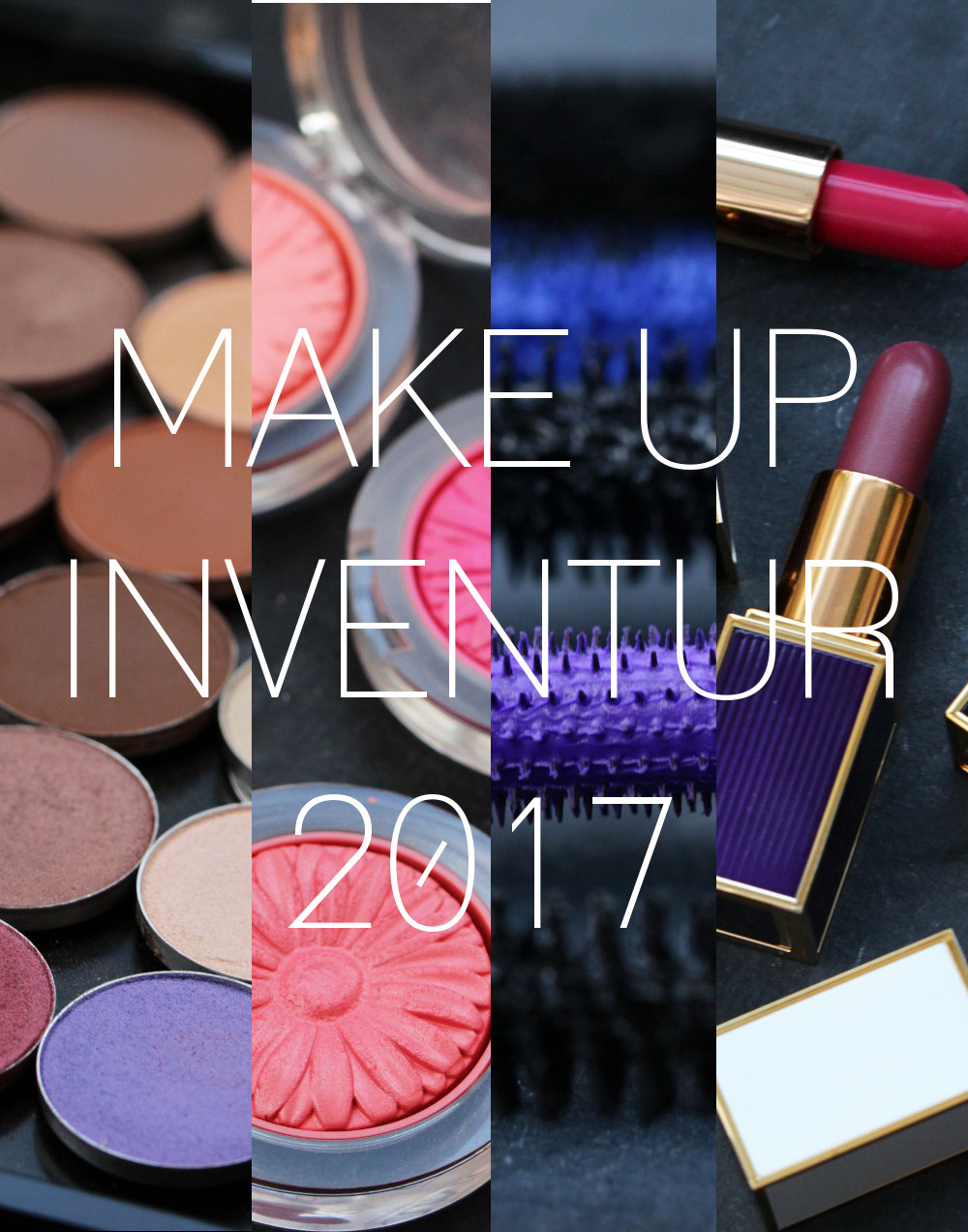 Make Up Inventur