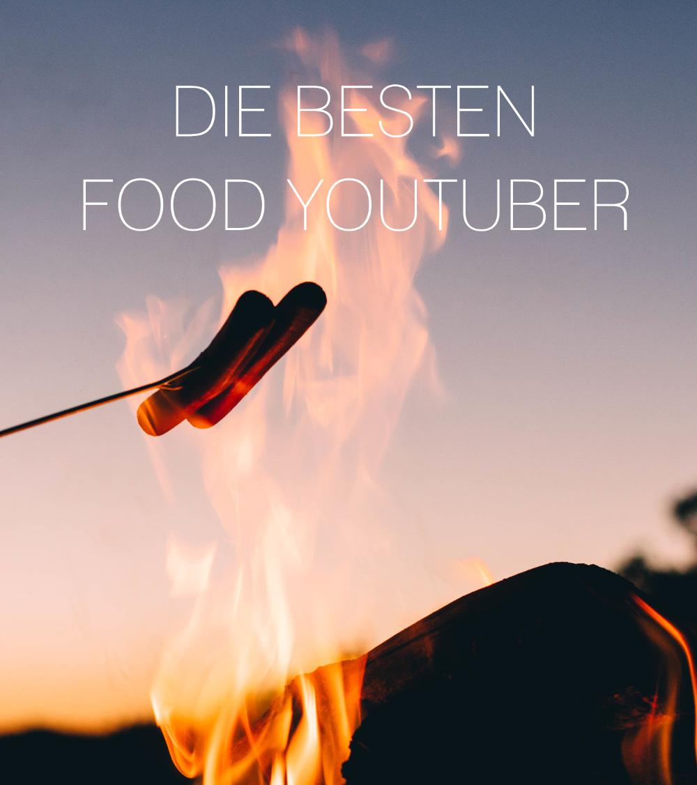 Food Youtuber