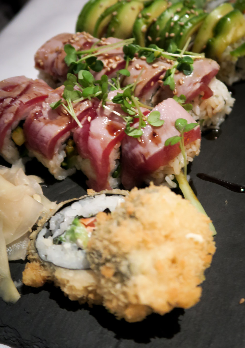 Secret Roll Sushi Restaurant