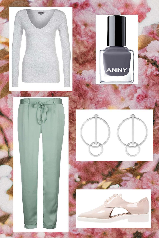 Outfit Inspiration Frühling