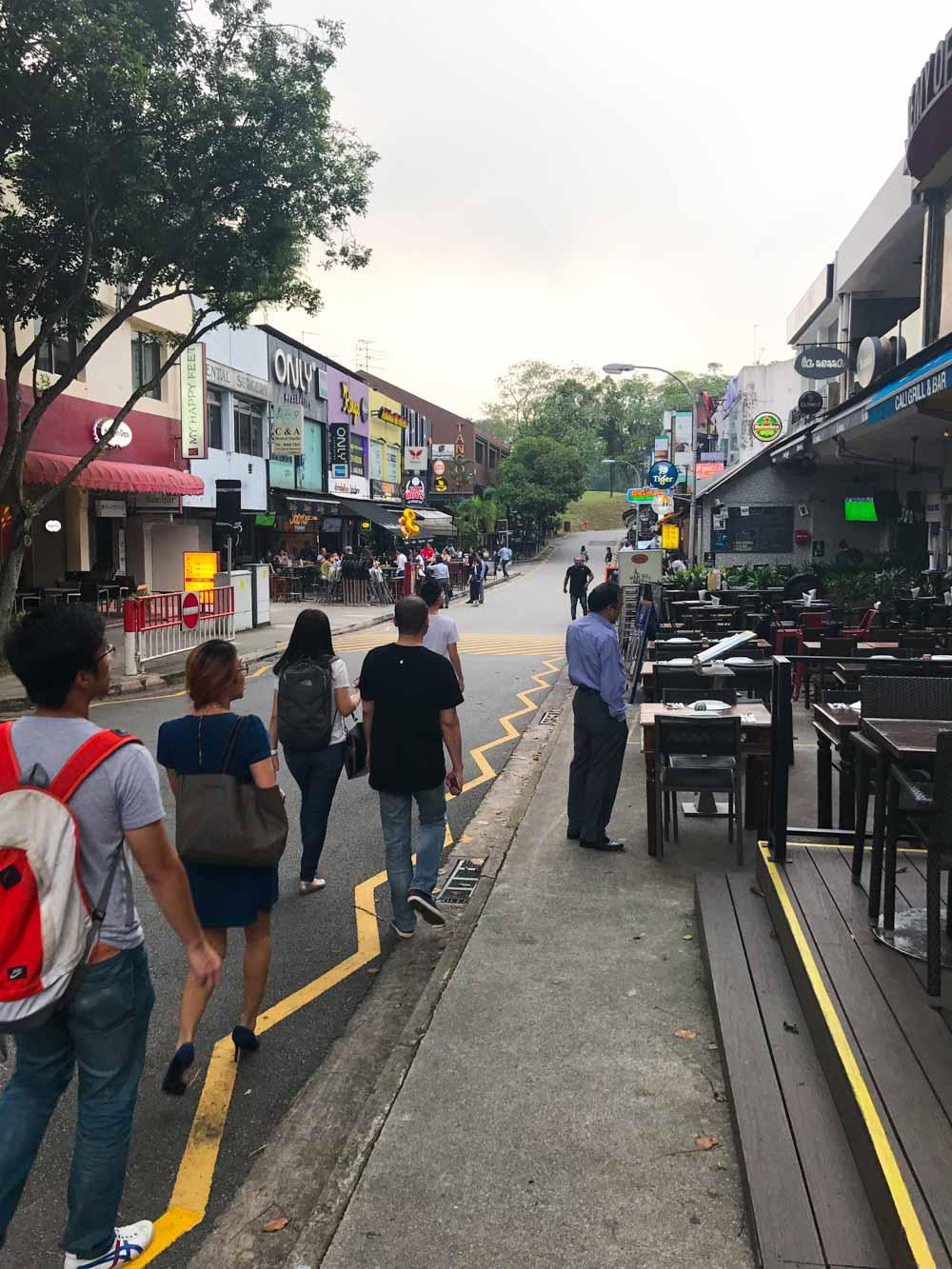 Singapore Food Diary