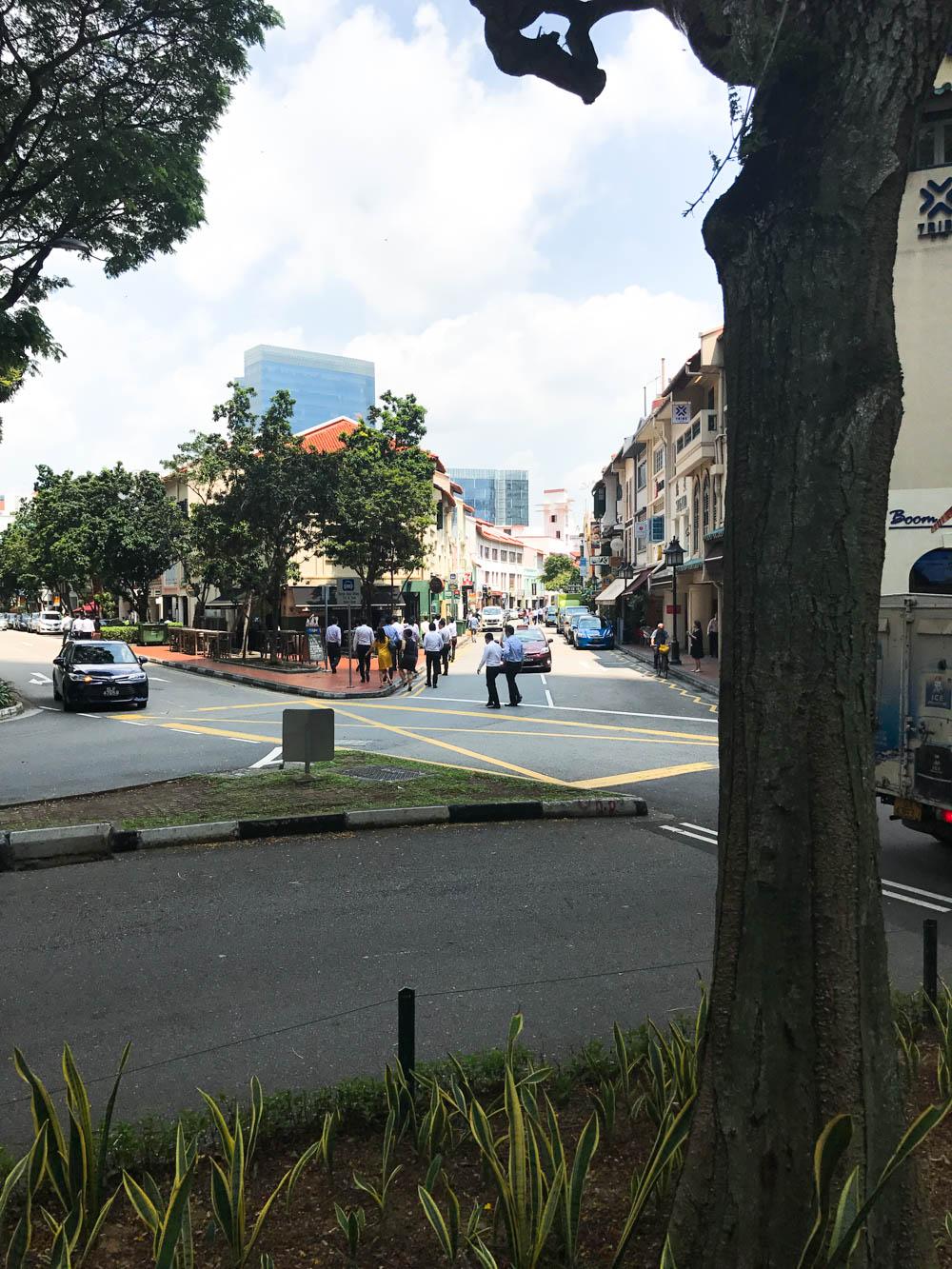 Singapur Insider Tipps