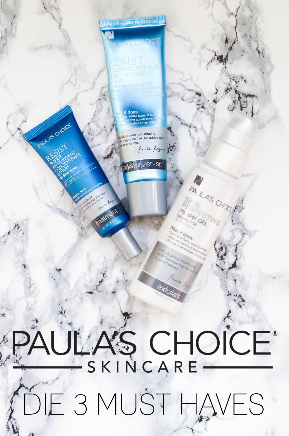 Must Haves von Paula's Choice