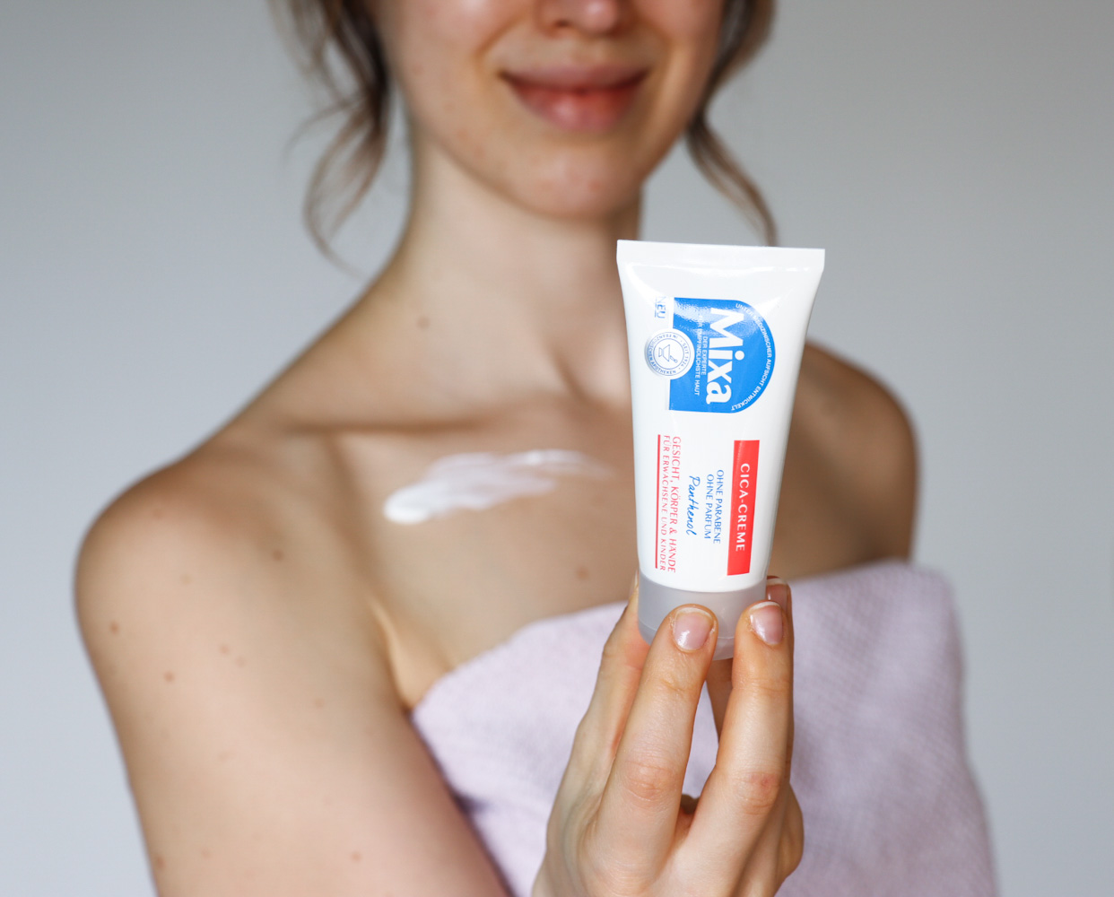 Hautpflege Drogerie Mixa