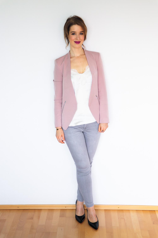 rosa Blazer