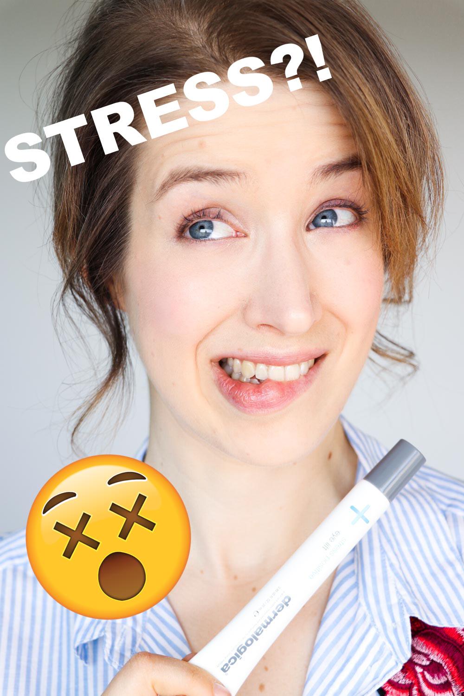 tipps gegen stress dermalogica