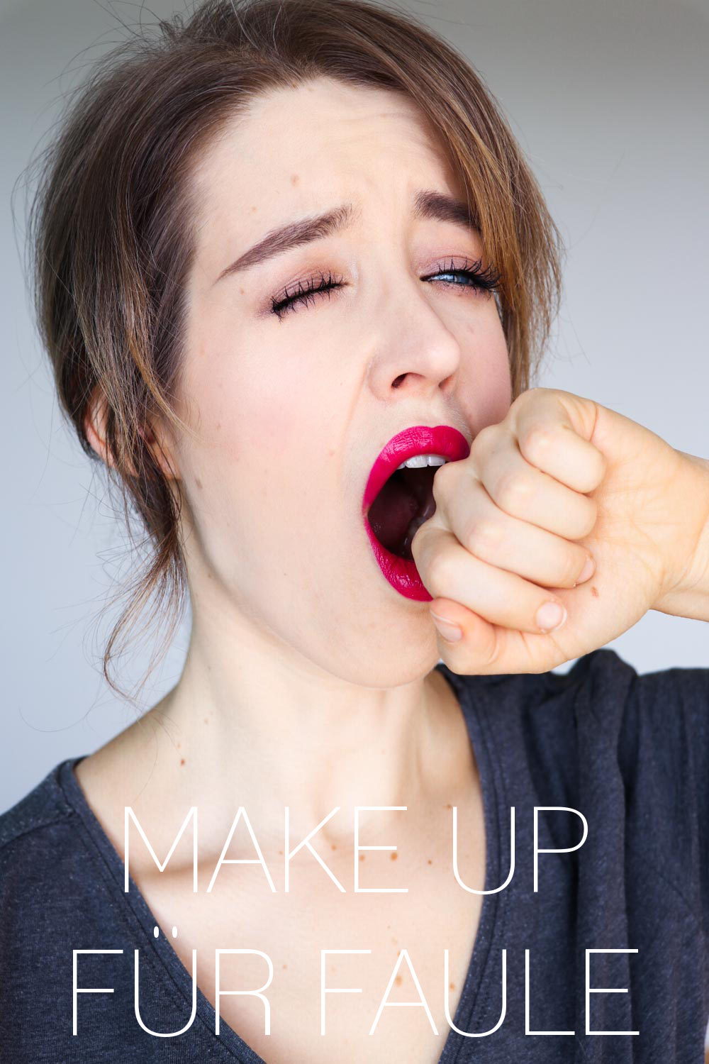 Make Up für Faule