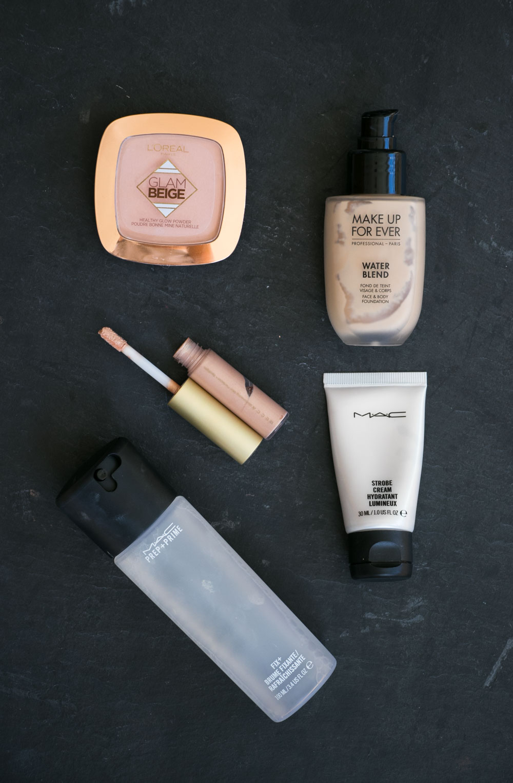 Glow Foundation Routine