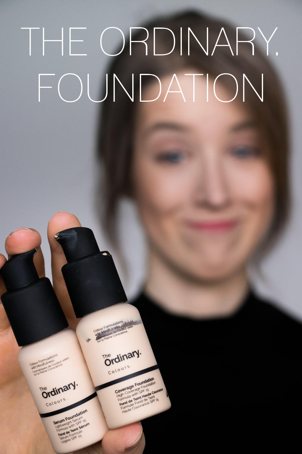 The Ordinary Foundations