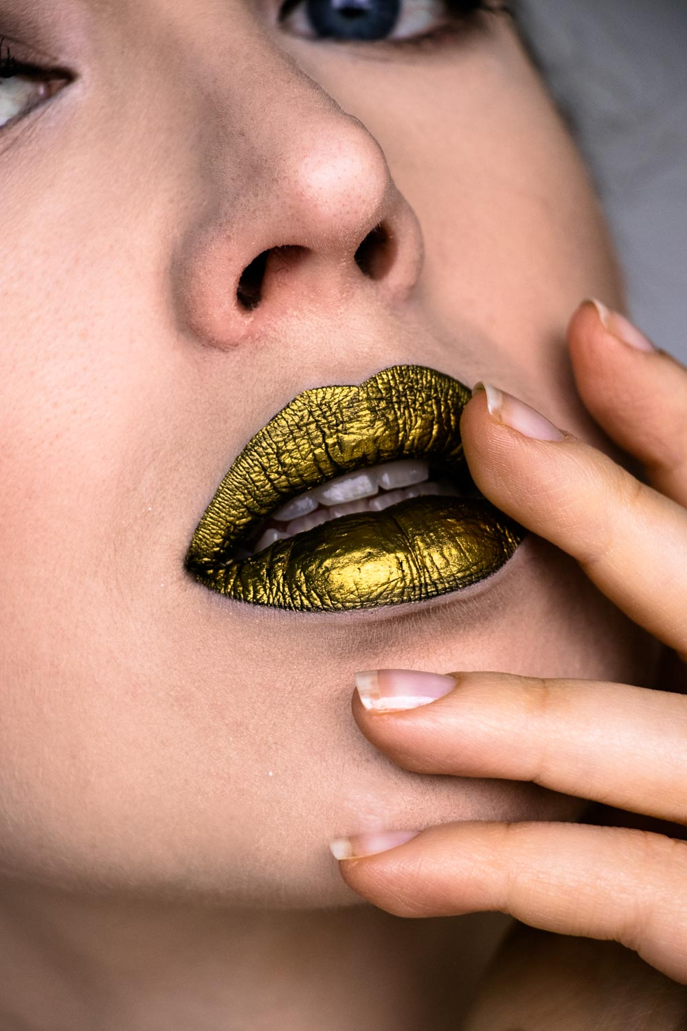 Metallic Lips