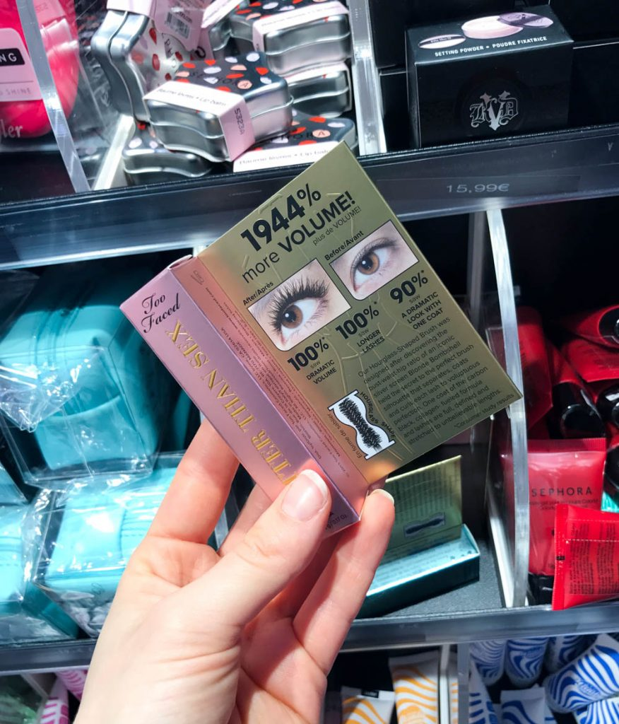 Sephora Deutschland Favoriten