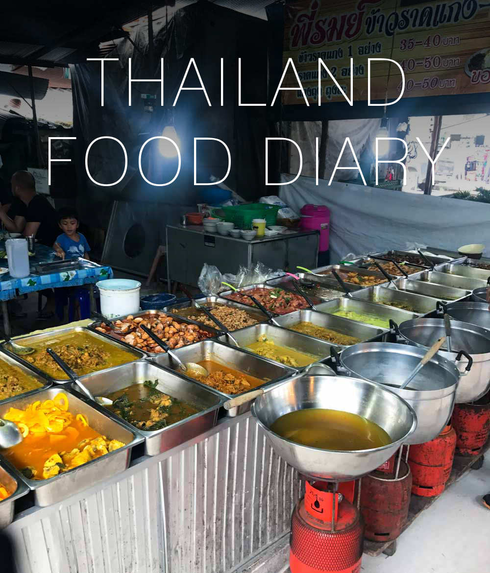 must eats in thailand