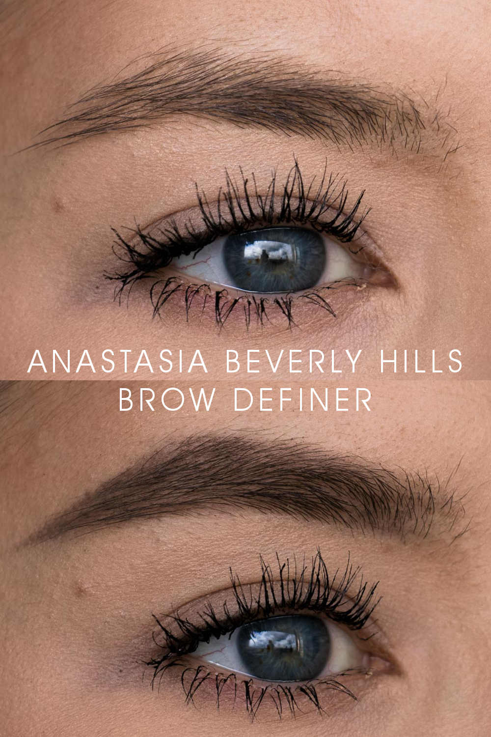 Beauty Holy Grails: Anastasia Beverly Hills Brow Definer Review