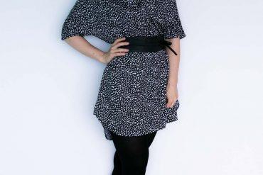 Outfit: Shape & Texture (Kiomi Kleid)