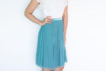 Hochzeitsgast Outfit: Pastell im Frühling