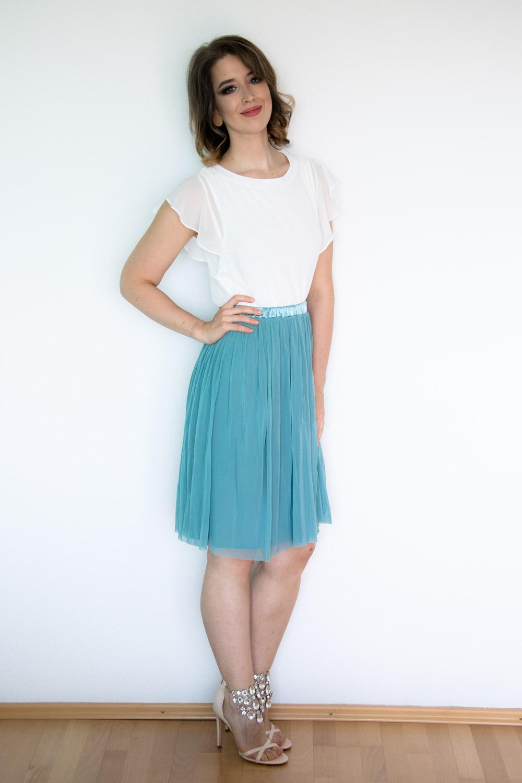 Hochzeitsgast Outfit: Pastell im Frühling  Carina Teresa Katalog