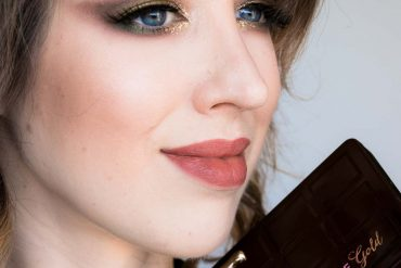 Too Faced Chocolate Gold Kollektion – Make Up Look & Gewinnspiel