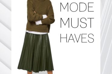 Modetrend Plissee – Meine Must Haves