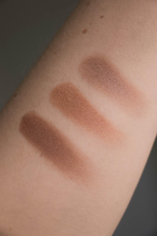 Bronzer für helle Haut
