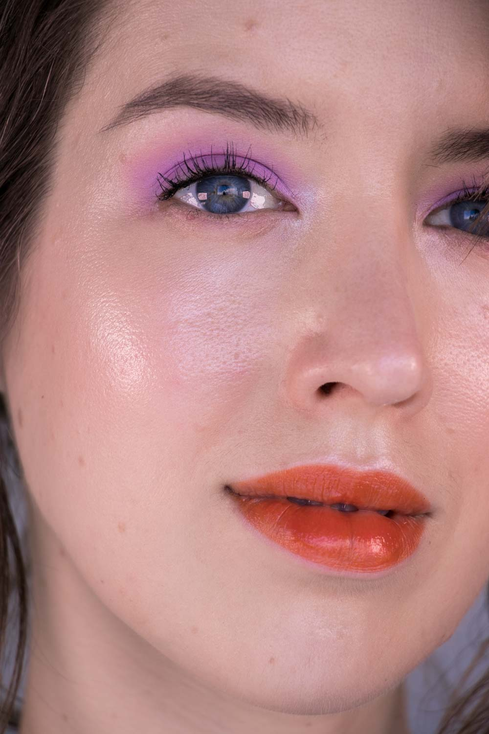 GLOSSIER Make Up Look
