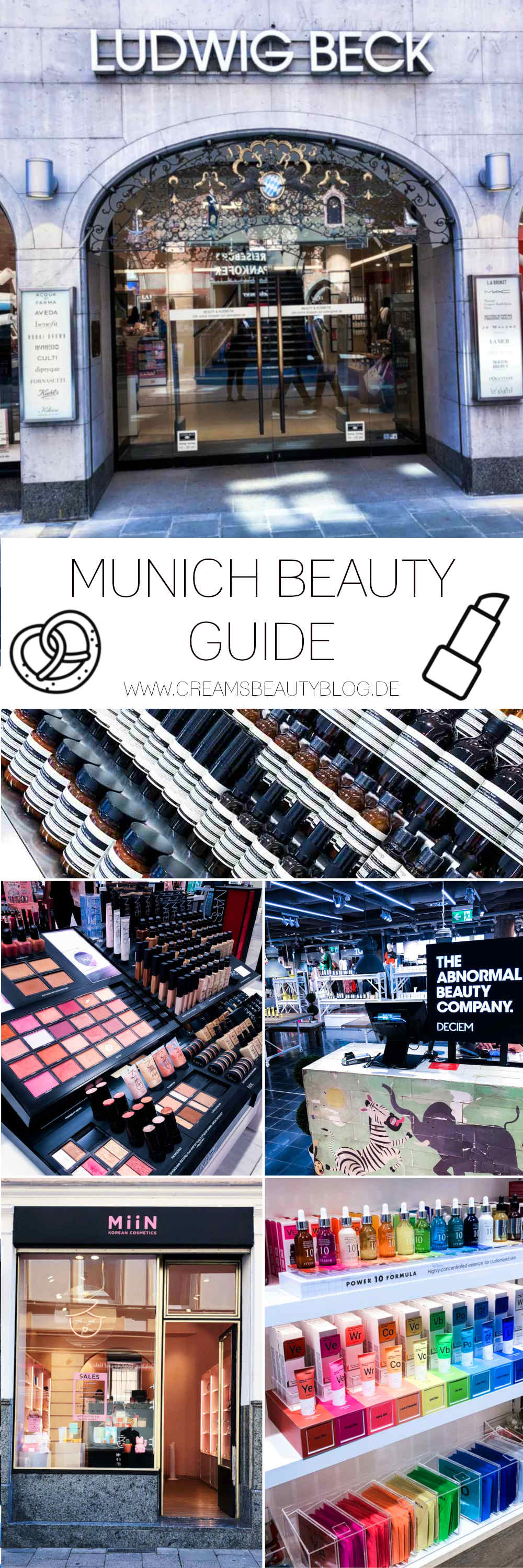 Munich Beauty Guide