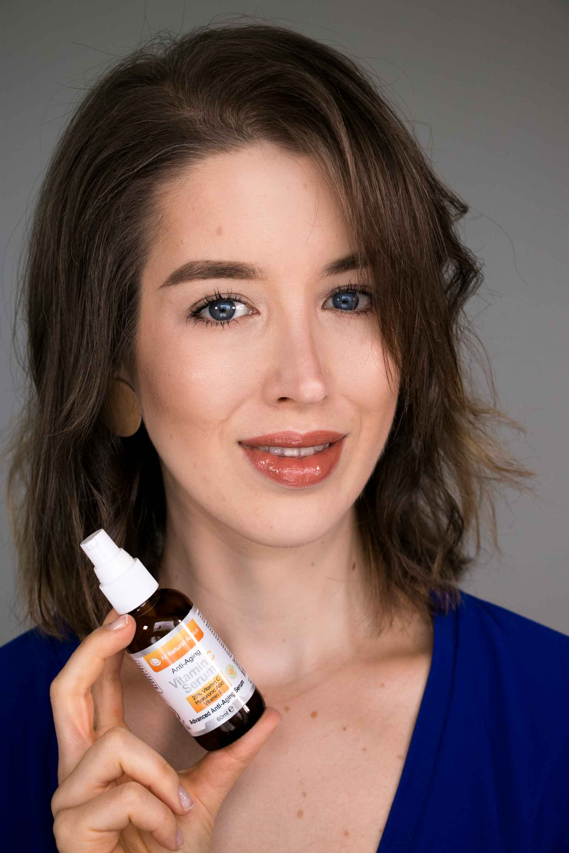 Hautpflege Geheimtipp Vitamin C Serum