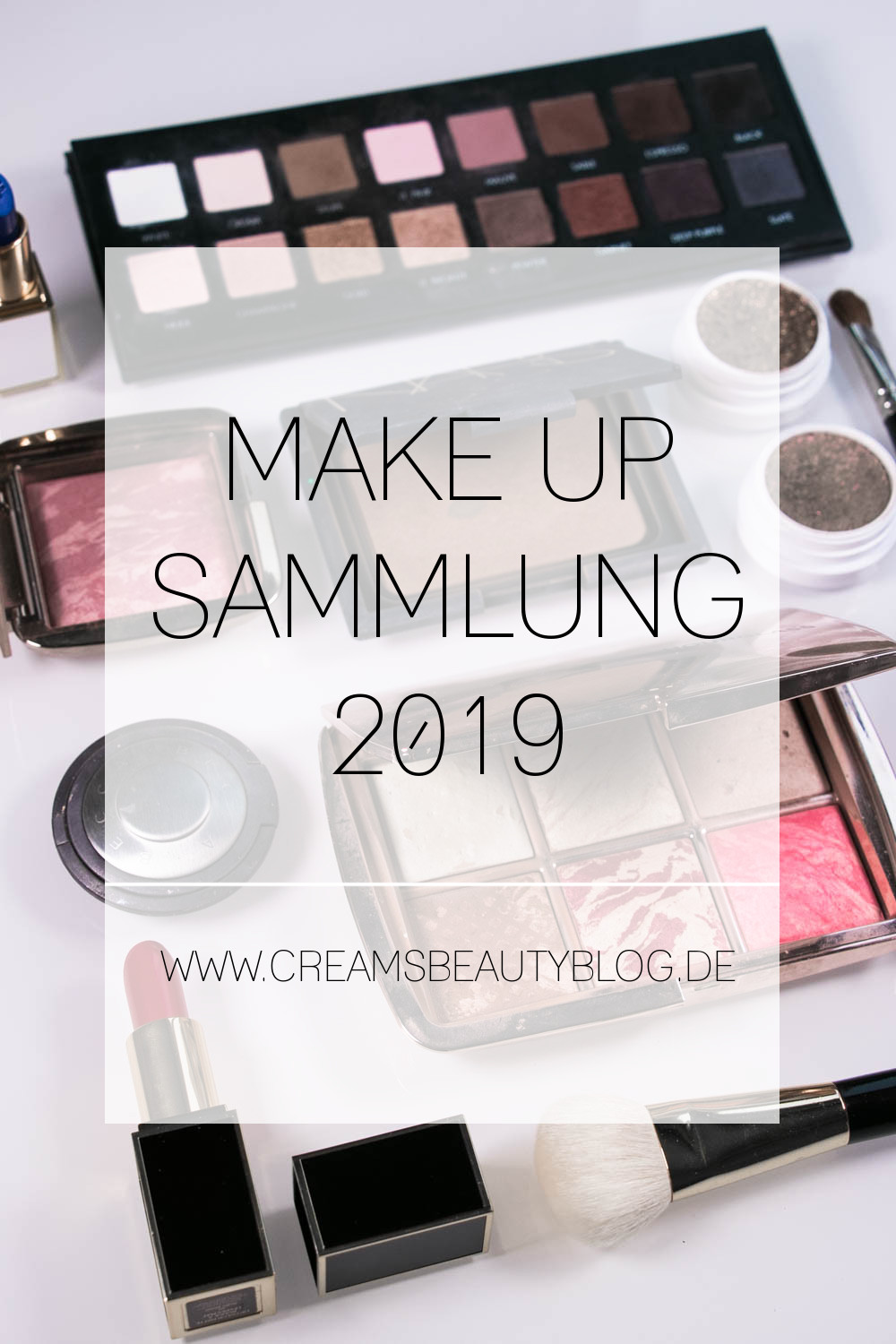 Make Up Sammlung
