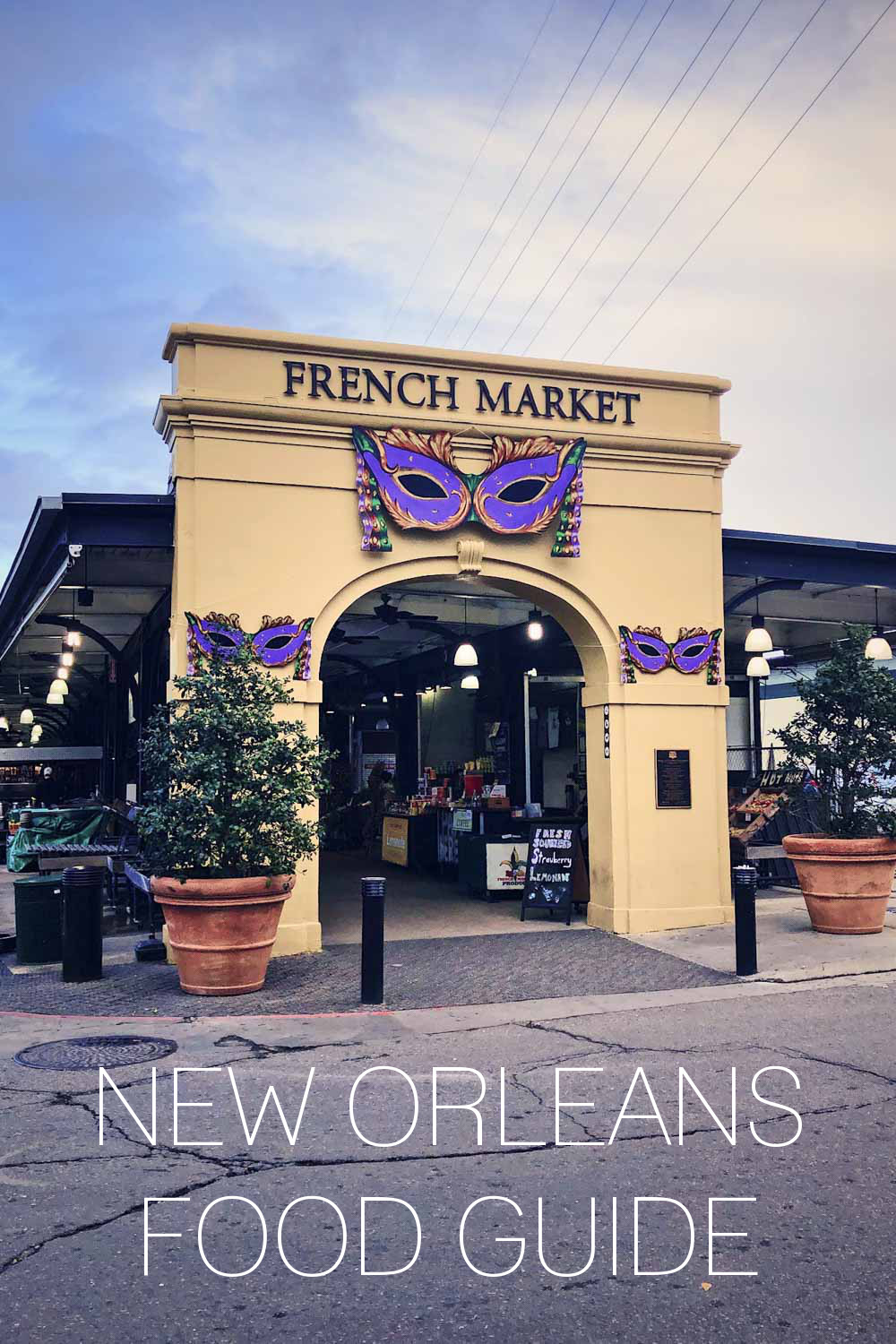 New Orleans Food Guide