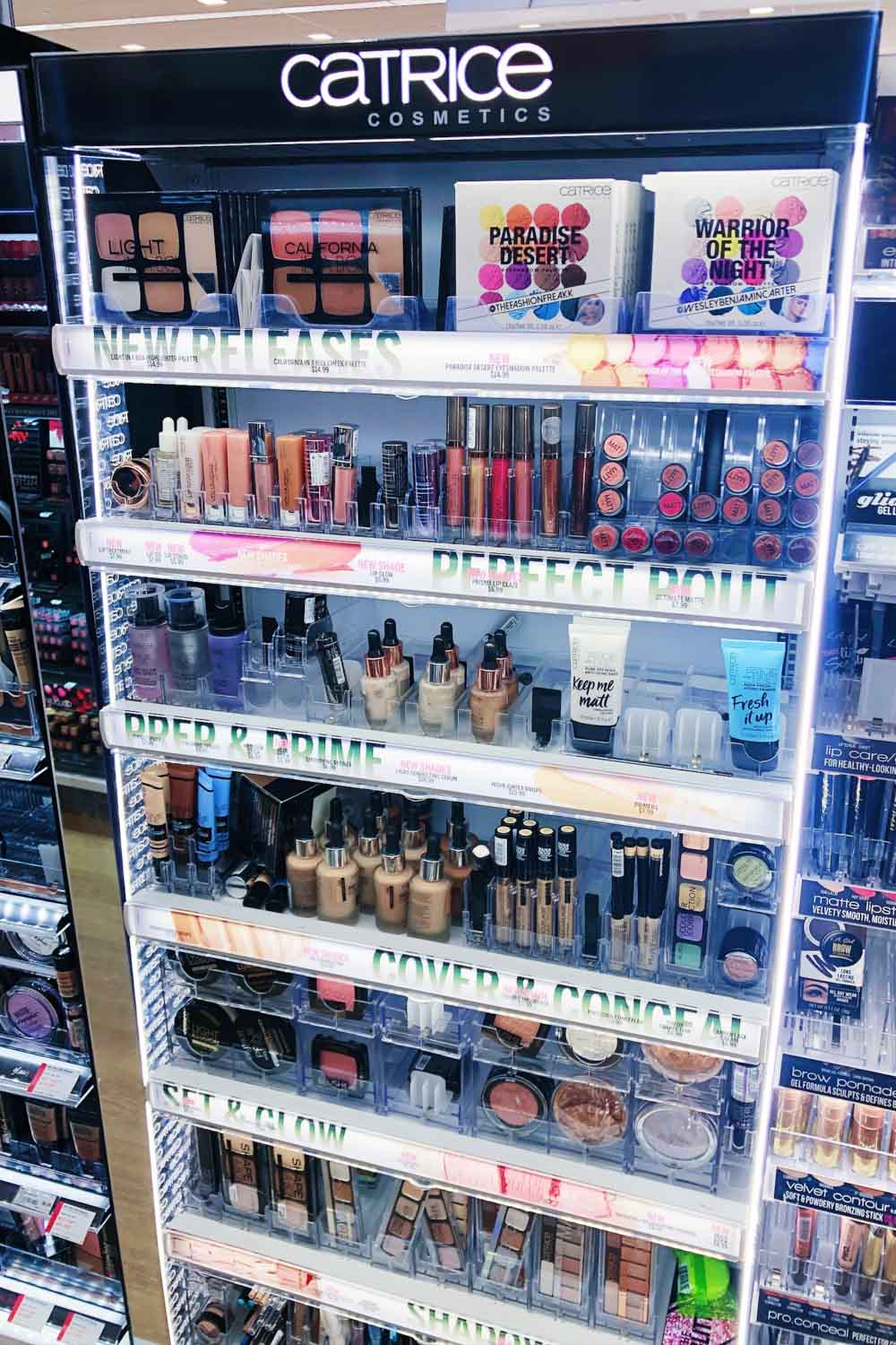 Inside Ulta Beauty