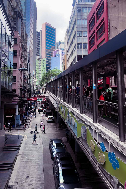 Hong Kong Reisekosten Überblick