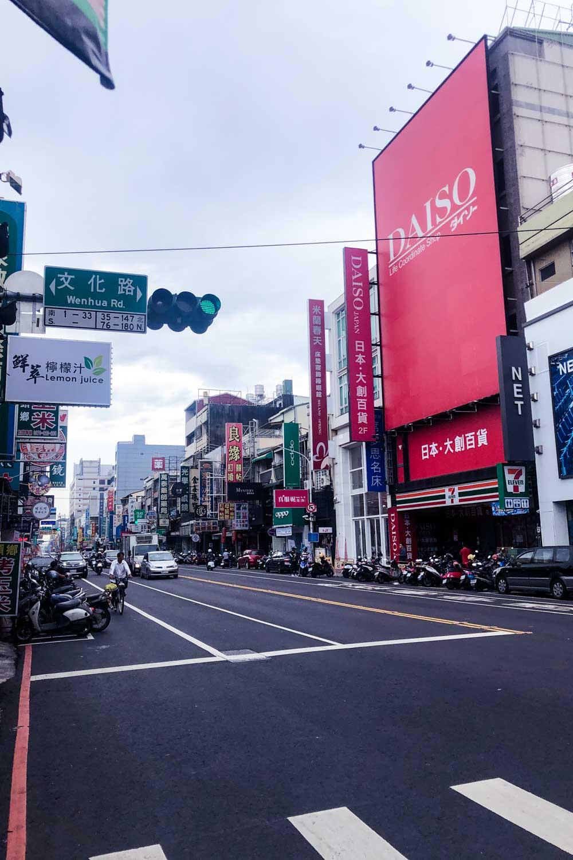 Taiwan Reisekosten Überblick