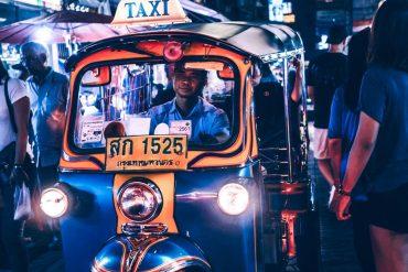 Carinas Weltreise: Sawadii Kah Thailand!