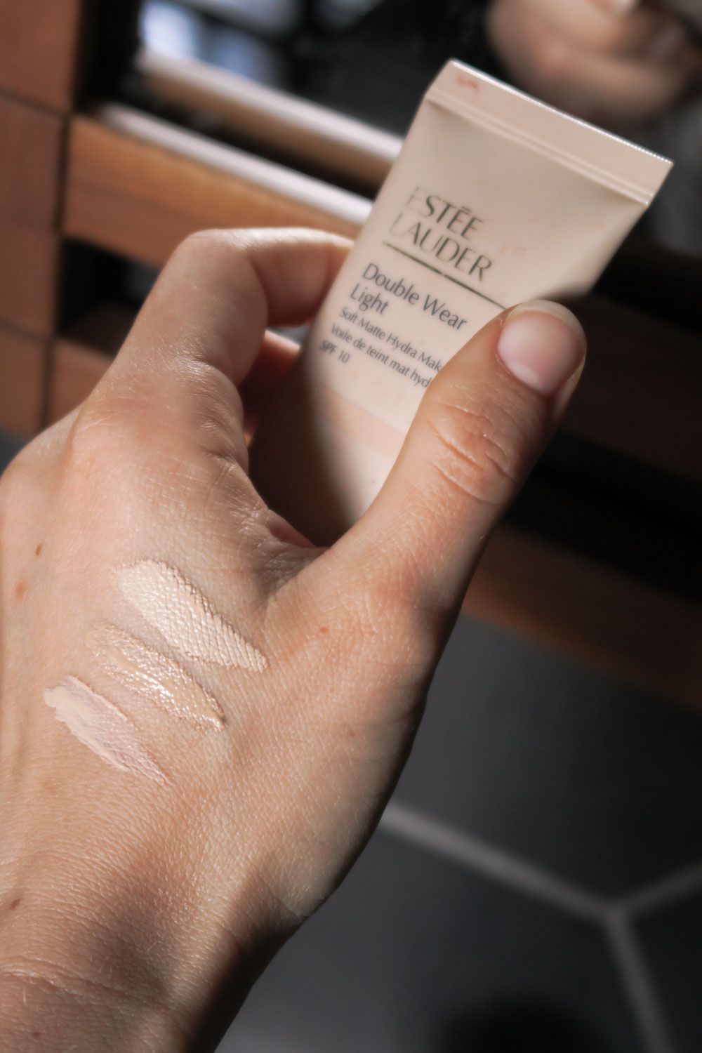 Make UP Foundation Swatches