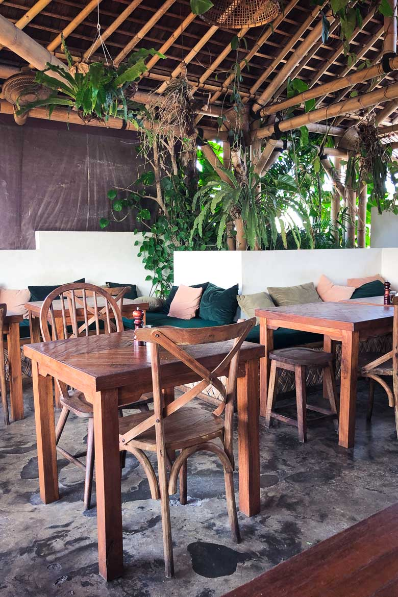 The Shelter Cafe Bali