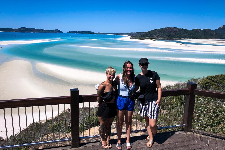 Australien Ostküste Reiseroute