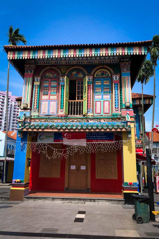 Singapur Reisekosten